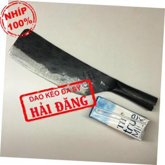 Dao phay (dao chặt) Đa Sỹ rèn thủ công bằng nhíp ô tô 700g (loạiđặc biệt) HD01-03