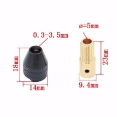 Đầu kẹp mũi khoan cho Motor trục 3.17mm