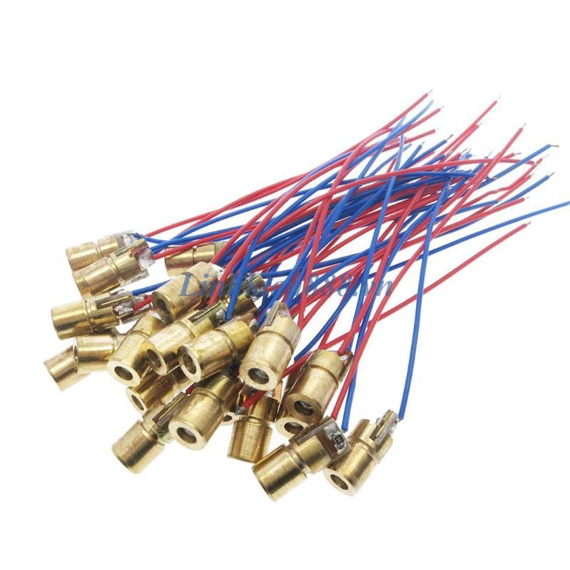Bảng giá Đầu phát laser 5V 6mm