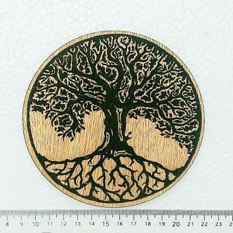 Đế kê cốc Tree