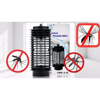 Đèn băt muỗi đa năng hình tháp 3D cao cấp HH537