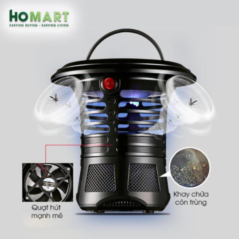 Bảng giá Đèn bắt muỗi thông minh NSB1101 HOMART