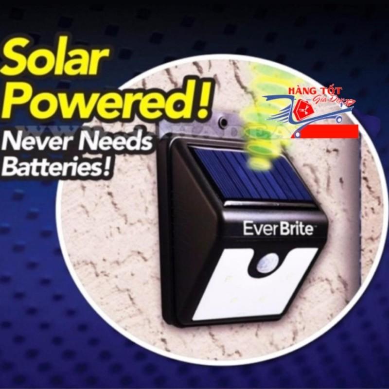 Bảng giá Đèn cảm biến tự động pin năng lượng mặt trời Ever Brite