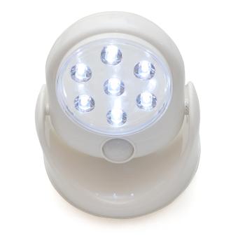 Đèn chiếu sáng cảm ứng hồng ngoại thông minh