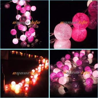 Đèn cotton ball 3 màu tone hồng 20 bóng trang trí nhà - 8078229 , BR754HLAA71YXAVNAMZ-12943280 , 224_BR754HLAA71YXAVNAMZ-12943280 , 155000 , Den-cotton-ball-3-mau-tone-hong-20-bong-trang-tri-nha-224_BR754HLAA71YXAVNAMZ-12943280 , lazada.vn , Đèn cotton ball 3 màu tone hồng 20 bóng trang trí nhà