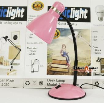 Đèn đọc sách để bàn LED bảo vệ mắt - chống cận Magiclight LMG8405(Hồng)