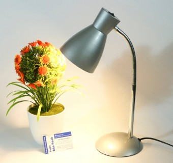 Đèn học để bàn LED bảo vệ mắt - chống cận Magiclight MG913 (Xám)