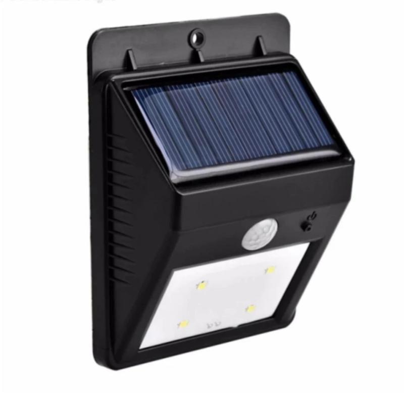 Bảng giá Đèn led cảm ứng chống trộm thông minh xạc bằng năng lượng mặt trời cảm biến người đến gần