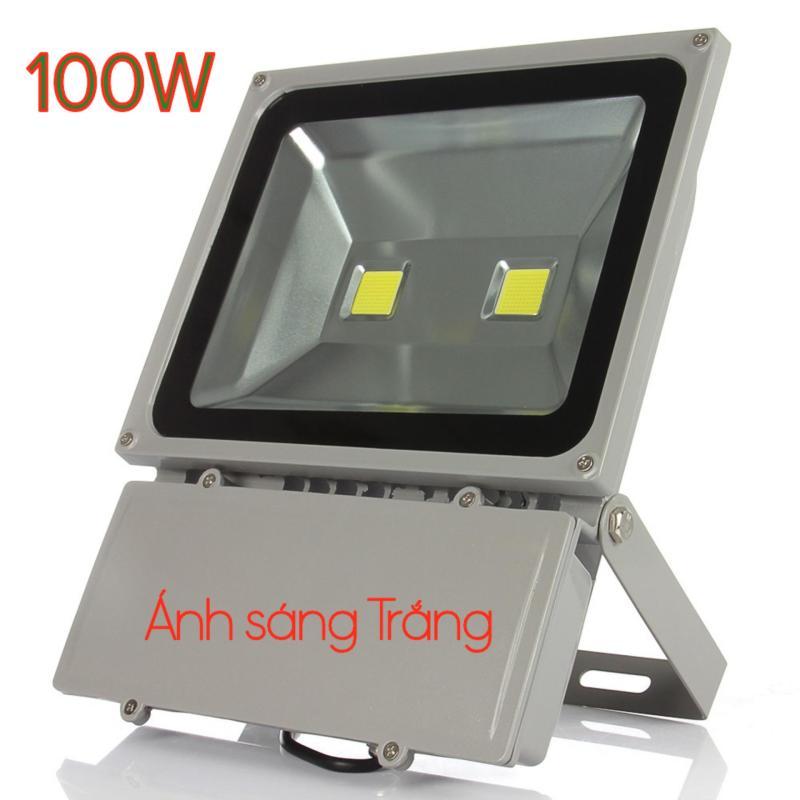 Bảng giá Mua Đèn led Pha chiếu sáng công suất lớn Flood Light- 100W