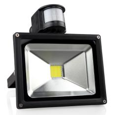 Đèn Ngoài Trời, Đèn Pha Led Cảm ứng Chống Trộm - Giảm Giá Sốc Không Thể Rẻ Hơn