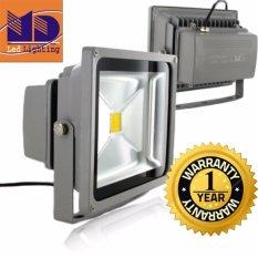 Đèn Pha Led ánh sáng vàng 50W - MD49