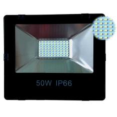 Đèn Pha Led IP66 Siêu mỏng, siêu sáng 50W (Ánh Sáng vàng)