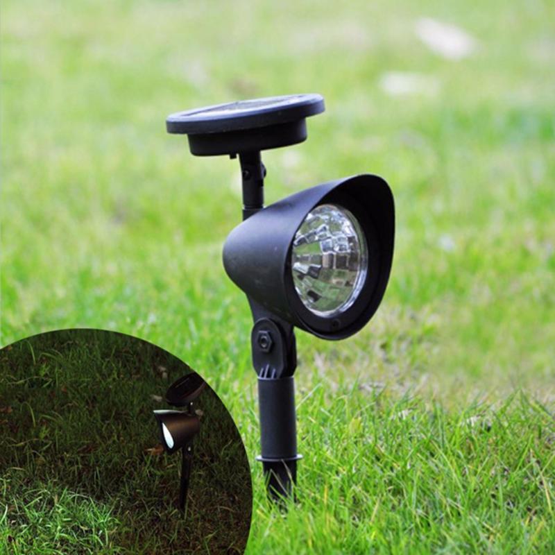 Bảng giá Đèn pha led trang trí sân vườn năng lượng mặt trời