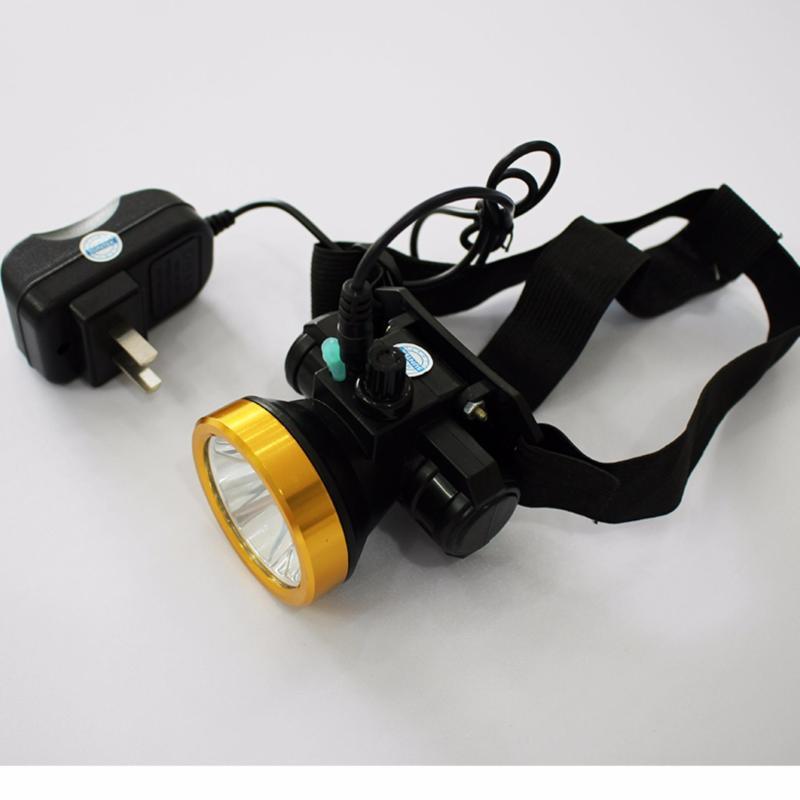 Bảng giá Đèn Pin đội đầu siêu sáng AKASHA A15 (sáng vàng)