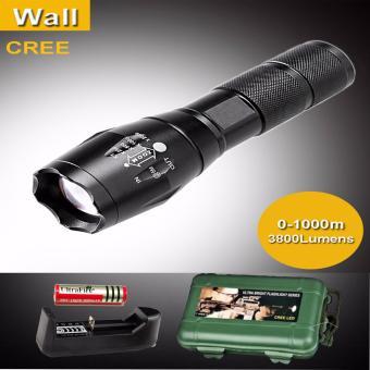 Đèn pin led sạc điện - Đèn pin siêu sáng HUNTER S26, giá rẻ nhất - BH 1 ĐỔI 1