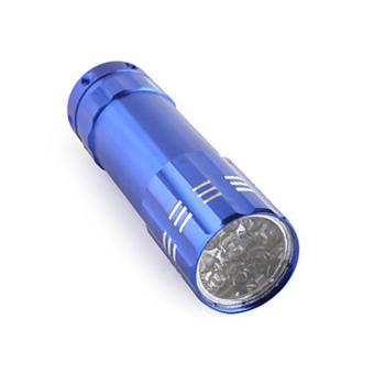 Đèn Pin Nhôm cao cấp 9 Bóng TTP-101