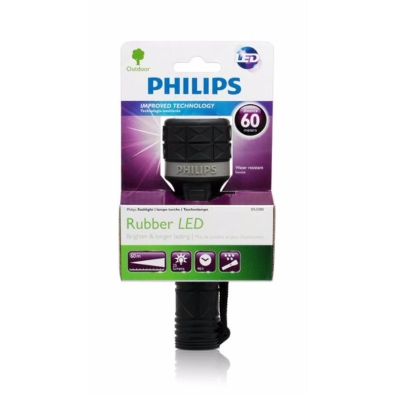 Bảng giá Mua Đèn Pin Philips Sfl5200 (Đen)