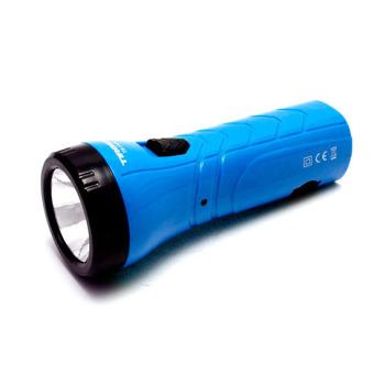 Đèn pin sạc điện Tiross ts-1124 (xanh)