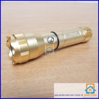 Đèn pin sạc Police vỏ kim loại siêu sáng siêu bền Smart Store 535(Vàng) - 8493581 , OE680HLAA1O8CDVNAMZ-2771812 , 224_OE680HLAA1O8CDVNAMZ-2771812 , 199000 , Den-pin-sac-Police-vo-kim-loai-sieu-sang-sieu-ben-Smart-Store-535Vang-224_OE680HLAA1O8CDVNAMZ-2771812 , lazada.vn , Đèn pin sạc Police vỏ kim loại siêu sáng siêu bền S