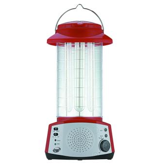 Đèn sạc có đài Radio Legi LG-0033D-VT (Đỏ)