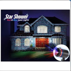Đèn Trang Trí Ngoài Trời Laser Star Shower