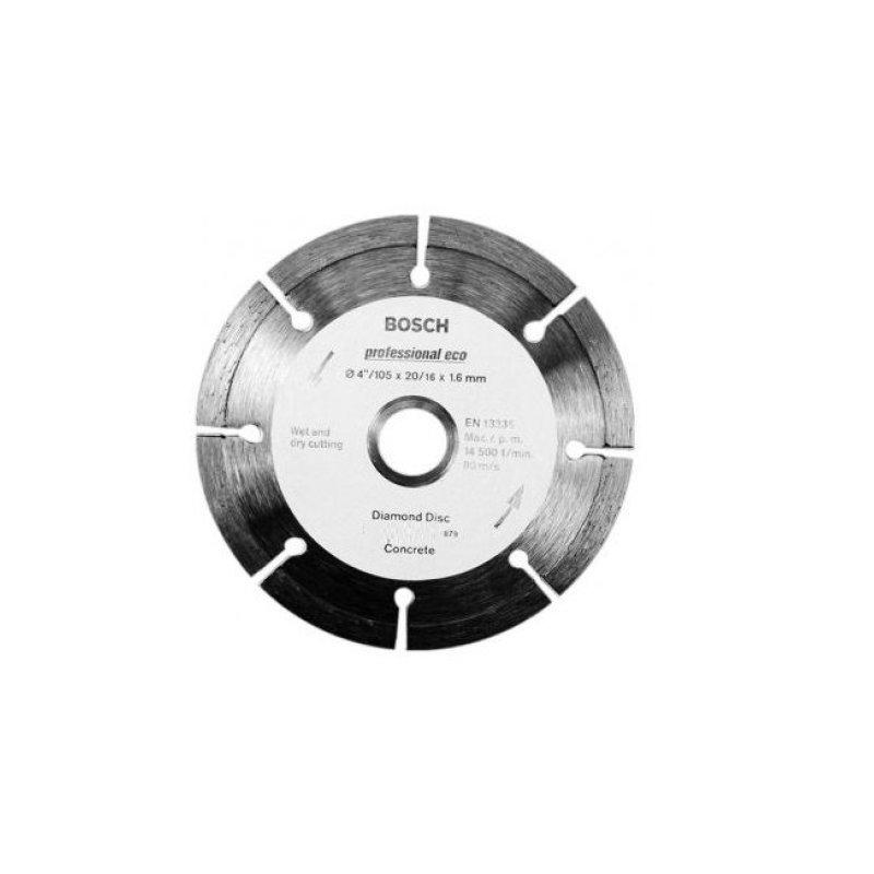Đĩa cắt bê tông Bosch 2608602200 180 x 2 x 22.2mm (Xám)