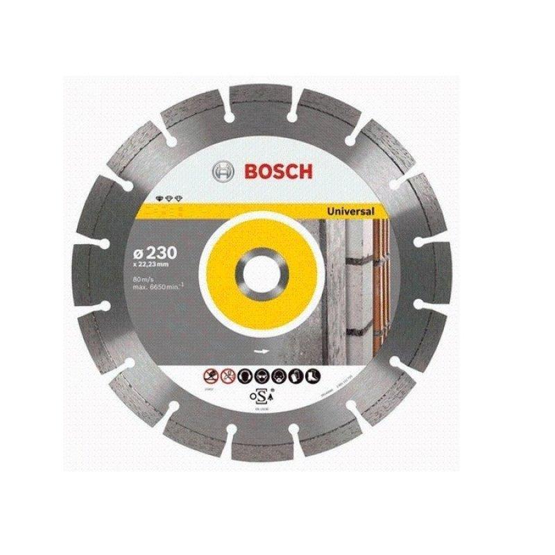 Đĩa cắt đa năng Bosch 2608602195 180 x 2 x 22.2mm (Xám)