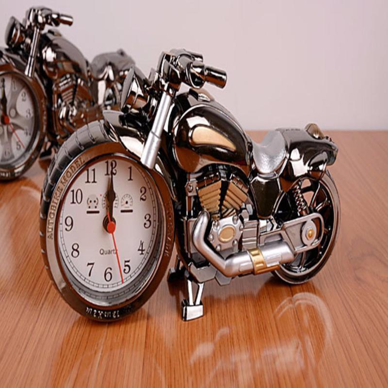 Nơi bán Đồng hồ Alarm báo thức để bàn hình moto siêu đẹp,siêu phong cách (Vati.vn)