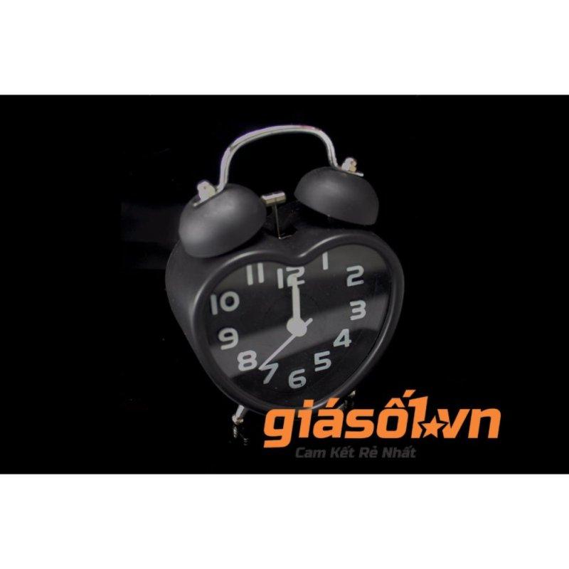 Nơi bán Đồng hồ báo thức để bàn 2867 ( Đen )