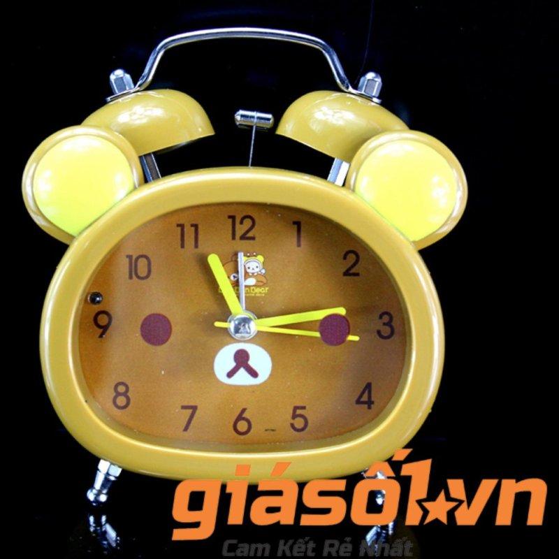 Nơi bán Đồng hồ báo thức để bàn cho bé 17051 (Nâu)