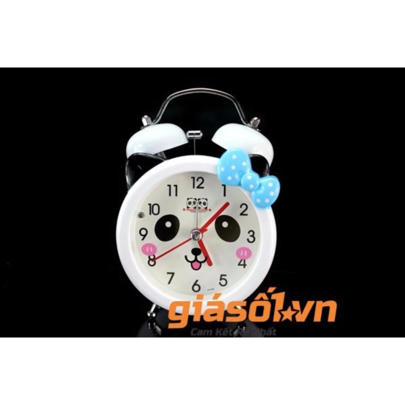 Đồng hồ báo thức để bàn cho bé 17064 (Xanh Dương) bán chạy