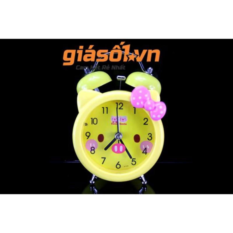 Nơi bán Đồng hồ báo thức để bàn cho bé AY17048 (Vàng)