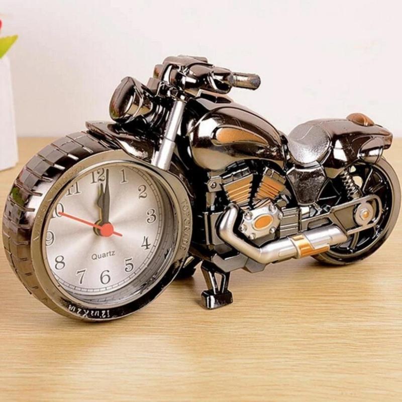 Nơi bán Đồng hồ báo thức để bàn kiểu dáng moto sành điệu