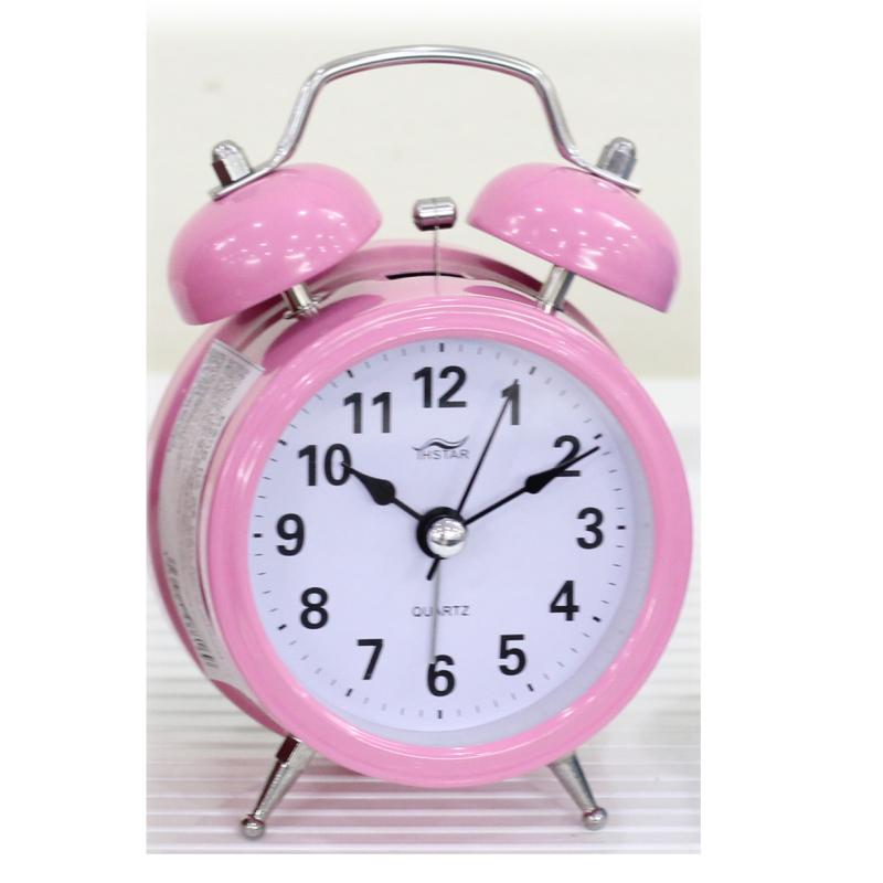 Nơi bán Đồng hồ báo thức để bàn Mini Alarm TI277 (Hồng)