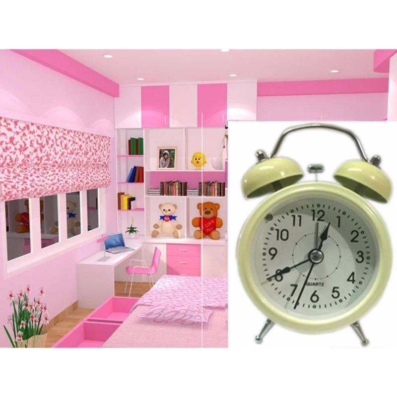 Nơi bán Đồng hồ báo thức để bàn Mini Alarm (Trắng)
