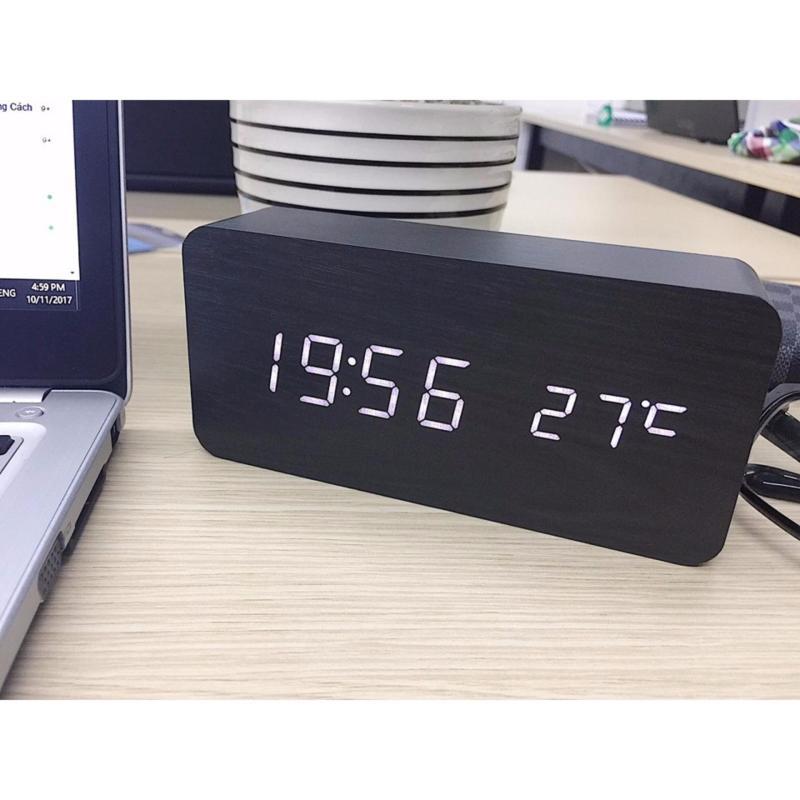 Nơi bán Đồng hồ báo thức điện tử để bàn giá rẻ