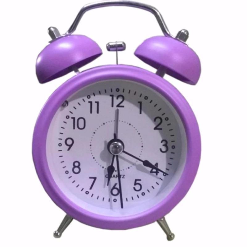 Nơi bán Đồng hồ báo thức hiệu Mini alarm Good Korea ( Tím )
