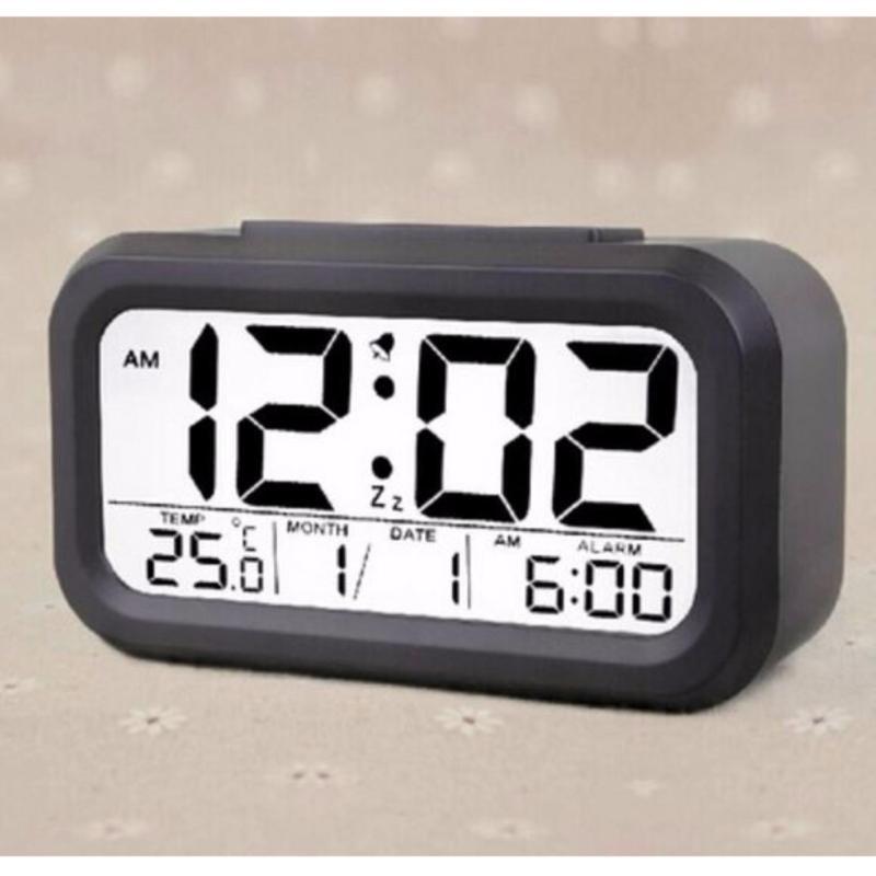 Nơi bán Đồng hồ báo thức kỹ thuật số 4 trong 1 HD HDM178( màu trắng)