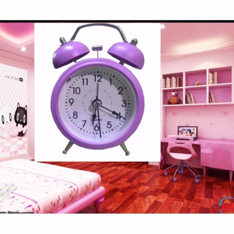 Nơi bán Đồng hồ báo thức mini chuyên dụng cao cấp Mini Alarm (Tím)