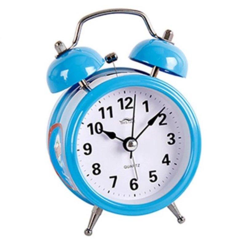 Nơi bán Đồng hồ để bàn báo thức hiệu mini alarm đẹp ( Xanh Dương ) GK30