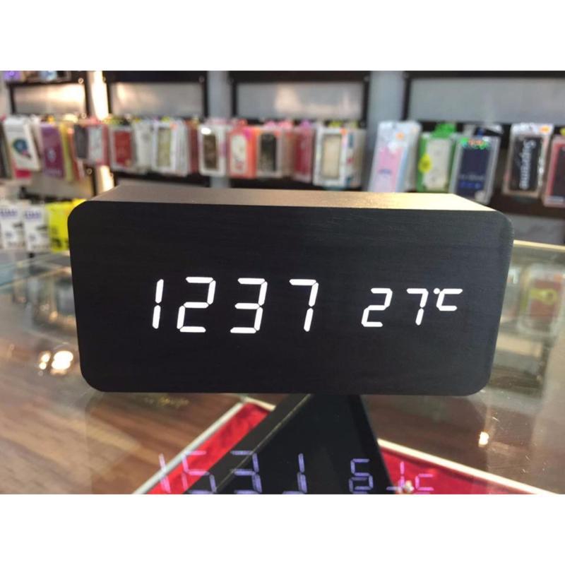 Đồng hồ để bàn điện tử báo thức hình chữ nhật bán chạy