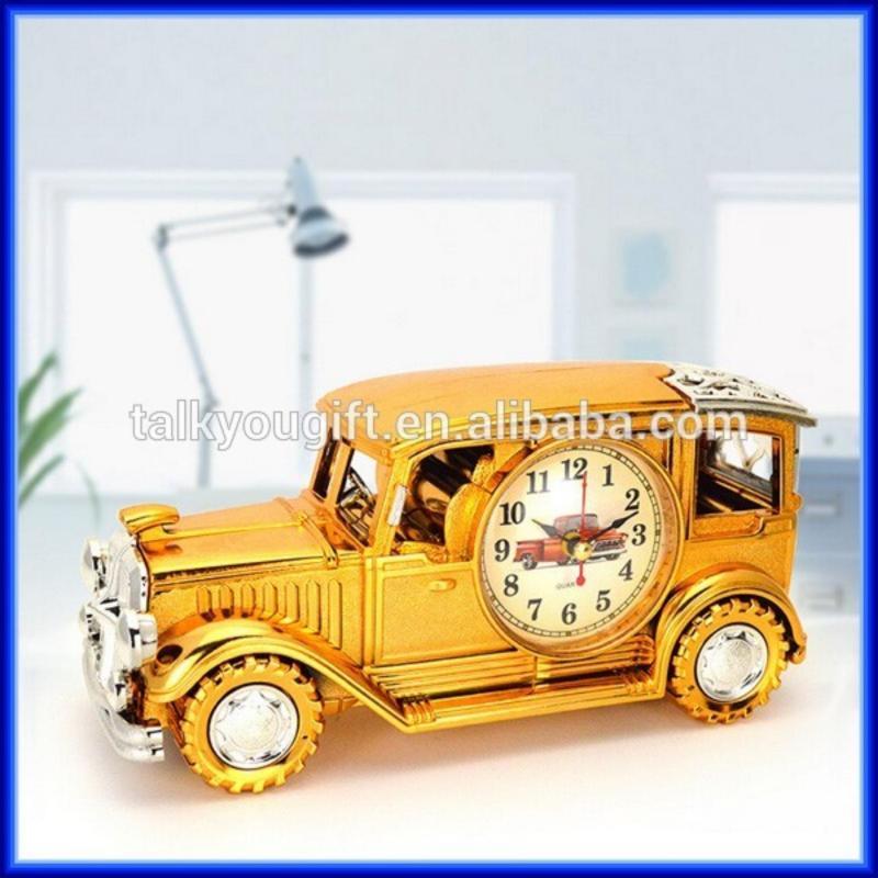 Đồng hồ để bàn hình xe, có báo thức (TD) bán chạy