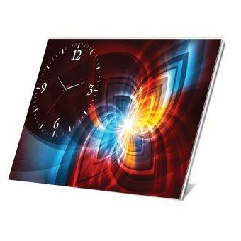 Đồng hồ để bàn Nghệ Thuật Đèn Dyvina B1525-19