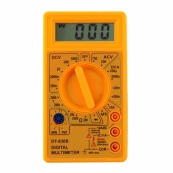 Đồng hồ đo điện Volt Ohm Amp AC/DC đa năng Digital MultimeterDT-830B
