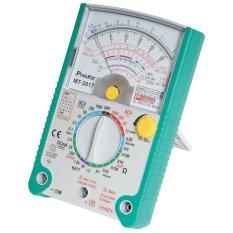 Đồng hồ đo Proskit MT-2017 V.1 (Xanh phối trắng)