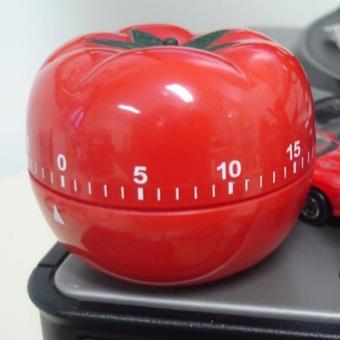 Đồng hồ tối ưu khi làm việc Pomodoro (Đỏ)
