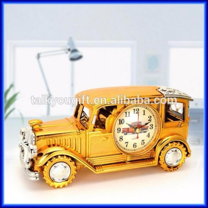Nơi bán Đồng hồ trang trí hình xe hơi , (có báo thức )
