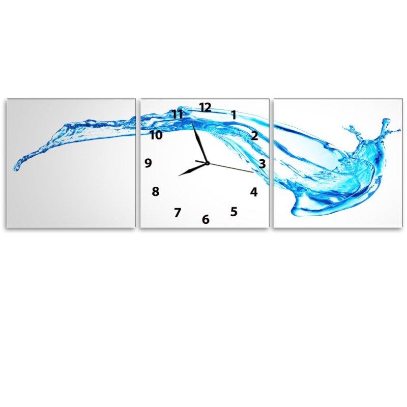 Nơi bán Đồng hồ tranh Dòng nước Vicdecor DHT0060