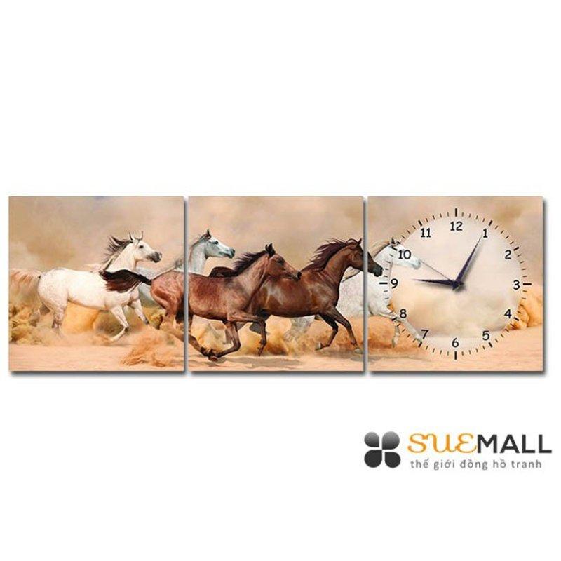 Nơi bán Đồng hồ tranh Ngũ Mã Suemall DV140706