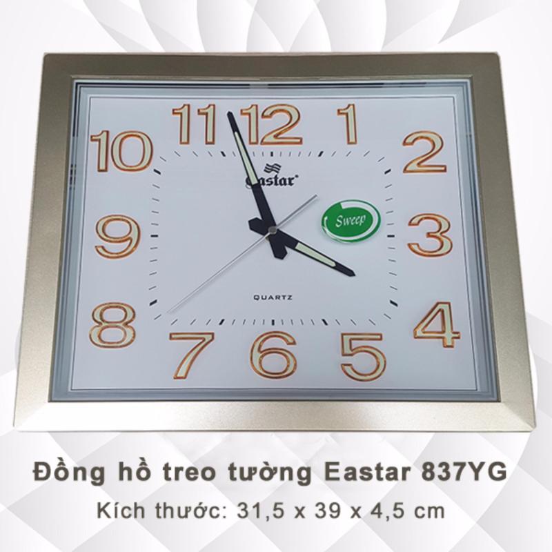 Nơi bán Đồng hồ Treo tường Chữ nhật có Dạ quang